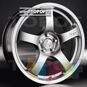 Колесные диски Racing Wheels (RW) Classic H170. Изображение модели #1