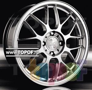 Колесные диски Racing Wheels (RW) Classic H173. Изображение модели #1