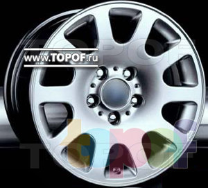 Колесные диски Racing Wheels (RW) Classic H175. Изображение модели #1