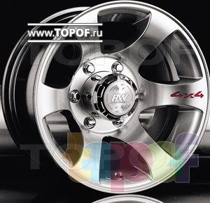 Колесные диски Racing Wheels (RW) Classic H179
