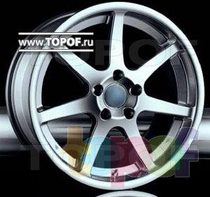 Колесные диски Racing Wheels (RW) Classic H181. Изображение модели #1