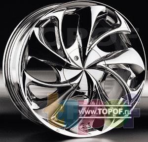 Колесные диски Racing Wheels (RW) Classic H182. Изображение модели #1