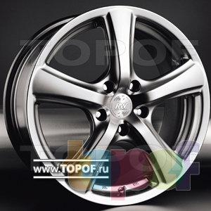 Колесные диски Racing Wheels (RW) Classic H184. Изображение модели #1