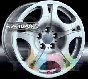 Колесные диски Racing Wheels (RW) Classic H187. Изображение модели #1