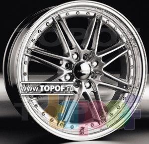 Колесные диски Racing Wheels (RW) Classic H189. Изображение модели #1