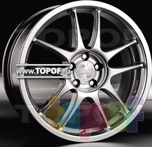 Колесные диски Racing Wheels (RW) Classic H190