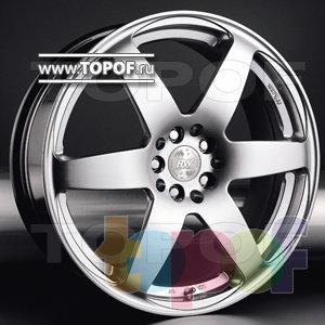 Колесные диски Racing Wheels (RW) Classic H192. Изображение модели #1