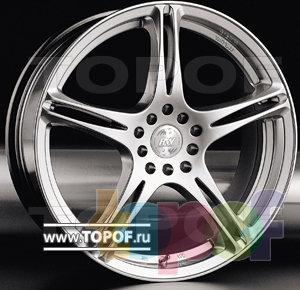Колесные диски Racing Wheels (RW) Classic H193