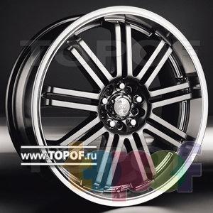 Колесные диски Racing Wheels (RW) Classic H197. Изображение модели #1