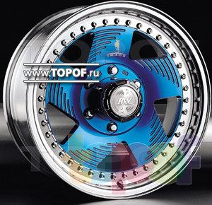 Колесные диски Racing Wheels (RW) Classic H199. Изображение модели #1