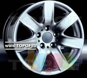 Колесные диски Racing Wheels (RW) Classic H201. Изображение модели #1