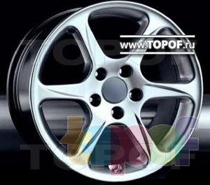 Колесные диски Racing Wheels (RW) Classic H206. Изображение модели #1