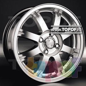 Колесные диски Racing Wheels (RW) Classic H207