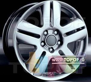 Колесные диски Racing Wheels (RW) Classic H209. Изображение модели #1