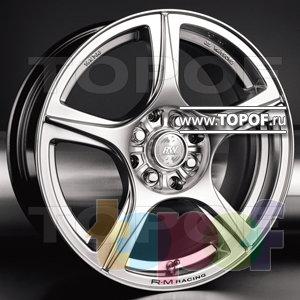 Колесные диски Racing Wheels (RW) Classic H215. Изображение модели #1