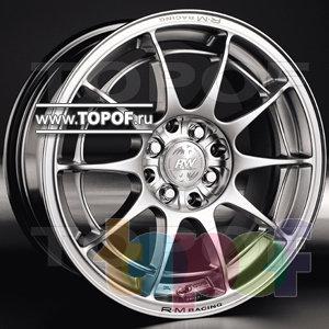 Колесные диски Racing Wheels (RW) Classic H219. Изображение модели #1