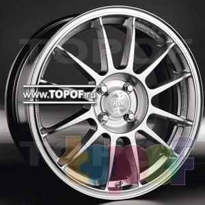 Колесные диски Racing Wheels (RW) Classic H220. Изображение модели #1