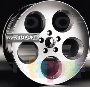 Колесные диски Racing Wheels (RW) Classic H221. Изображение модели #1