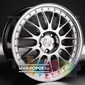 Колесные диски Racing Wheels (RW) Classic H222. Изображение модели #1