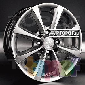 Колесные диски Racing Wheels (RW) Classic H223. Изображение модели #1