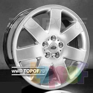 Колесные диски Racing Wheels (RW) Classic H231