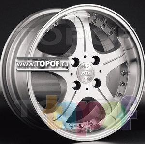 Колесные диски Racing Wheels (RW) Classic H233. Изображение модели #1
