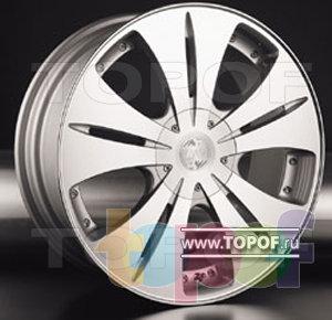 Колесные диски Racing Wheels (RW) Classic H241. Изображение модели #1
