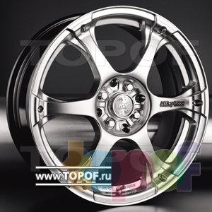 Колесные диски Racing Wheels (RW) Classic H245. Изображение модели #1