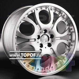Колесные диски Racing Wheels (RW) Classic H262. Изображение модели #1