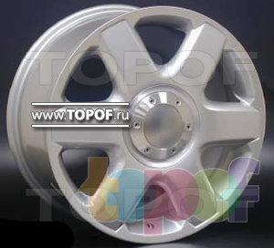 Колесные диски Racing Wheels (RW) Classic H263