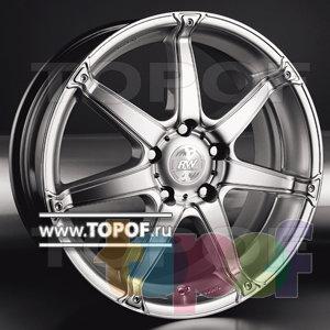 Колесные диски Racing Wheels (RW) Classic H275