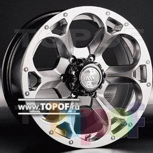 Колесные диски Racing Wheels (RW) Classic H276. Изображение модели #1