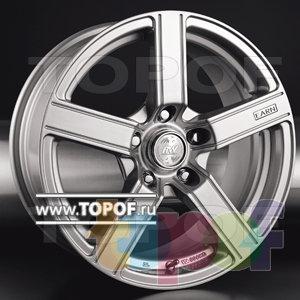 Колесные диски Racing Wheels (RW) Classic H279. Изображение модели #1