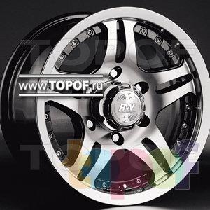 Колесные диски Racing Wheels (RW) Classic H284. Изображение модели #1
