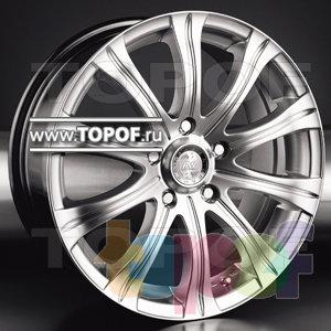Колесные диски Racing Wheels (RW) Classic H285. Изображение модели #1