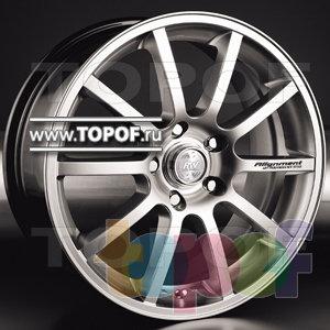 Колесные диски Racing Wheels (RW) Classic H286