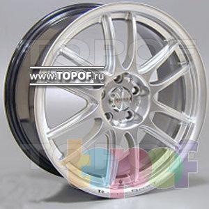 Колесные диски Racing Wheels (RW) Classic H287