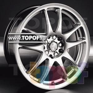 Колесные диски Racing Wheels (RW) Classic H288. Изображение модели #1