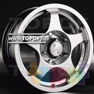 Колесные диски Racing Wheels (RW) Classic H298. Изображение модели #1