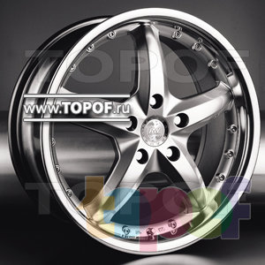 Колесные диски Racing Wheels (RW) Classic H303