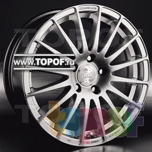 Колесные диски Racing Wheels (RW) Classic H305. Изображение модели #1