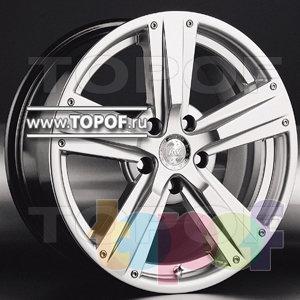 Колесные диски Racing Wheels (RW) Classic H311. Изображение модели #1
