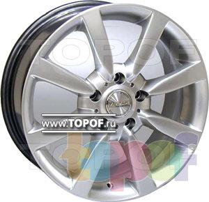 Колесные диски Racing Wheels (RW) Classic H322