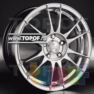 Колесные диски Racing Wheels (RW) Classic H333. Изображение модели #1
