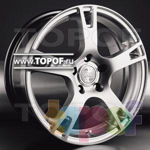 Колесные диски Racing Wheels (RW) Classic H335