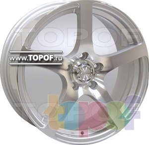 Колесные диски Racing Wheels (RW) Classic H336. Изображение модели #1