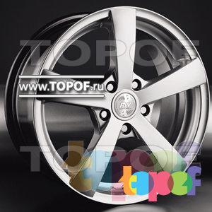 Колесные диски Racing Wheels (RW) Classic H337
