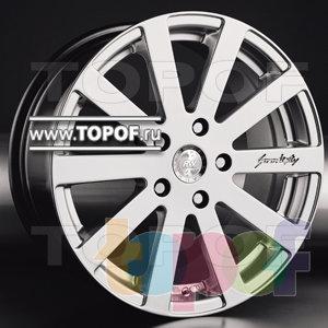 Колесные диски Racing Wheels (RW) Classic H339