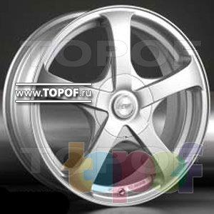Колесные диски Racing Wheels (RW) Classic H340. Изображение модели #1