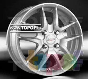 Колесные диски Racing Wheels (RW) Classic H343. Изображение модели #1